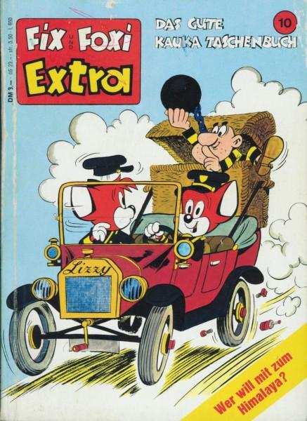 Fix und Foxi extra 10 (Z1-2), Gevacur
