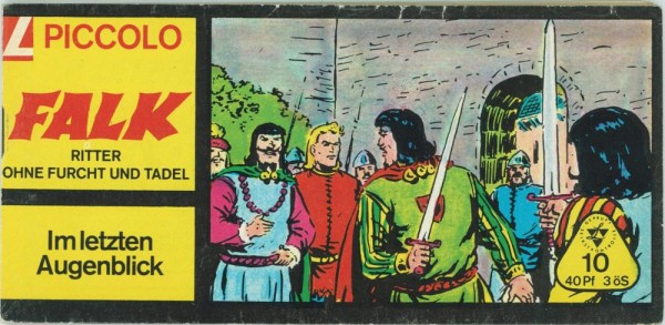 Falk 2. Serie Piccolo 10 (Z1-2), Lehning