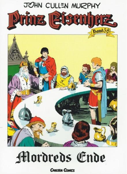 Prinz Eisenherz 58 (1. Auflage, Z0), Carlsen