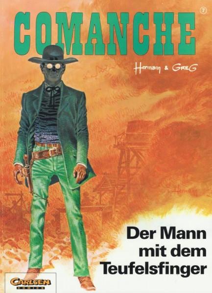 Comanche 7 (Z0-), Carlsen