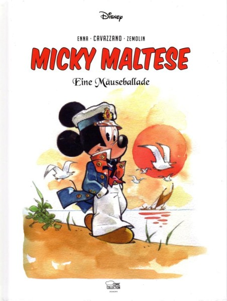 Micky Maltese - Eine Mäuseballade, Ehapa