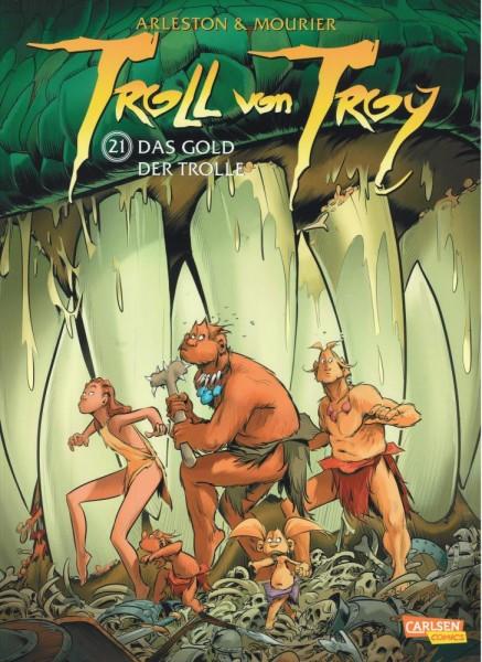 Troll von Troy 21, Carlsen