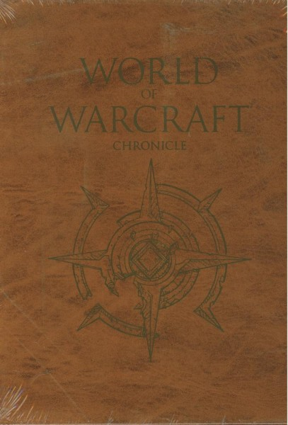 World of Warcraft Schuber - Chroniken I-III (lim. 333 Expl.), Panini