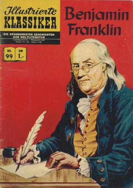 Illustrierte Klassiker 99 (Z1-2 HLN94), bsv