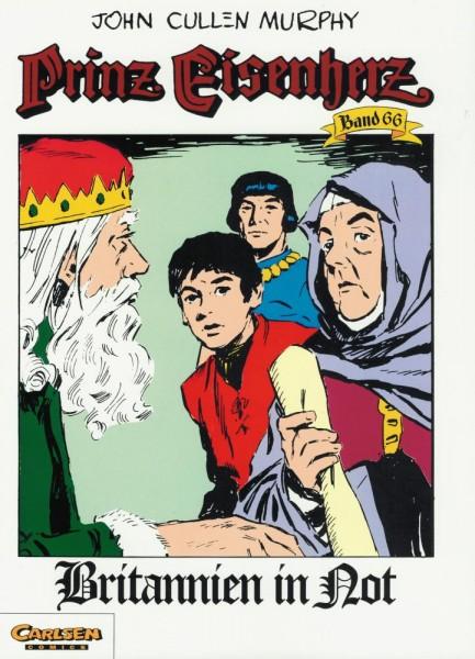 Prinz Eisenherz 66 (1. Auflage, Z0), Carlsen