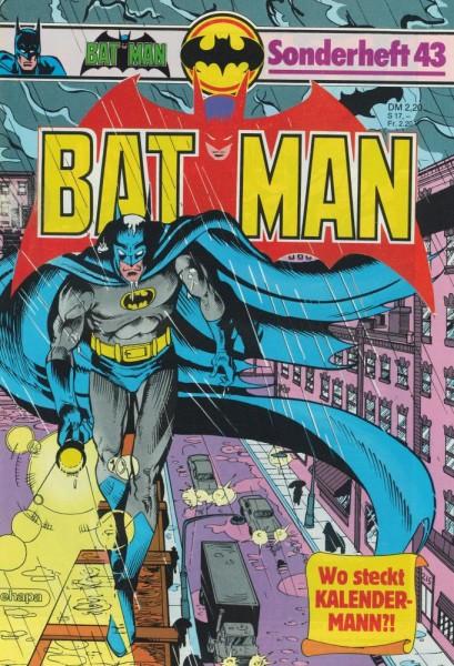 Batman Sonderheft 43 (Z1), Ehapa