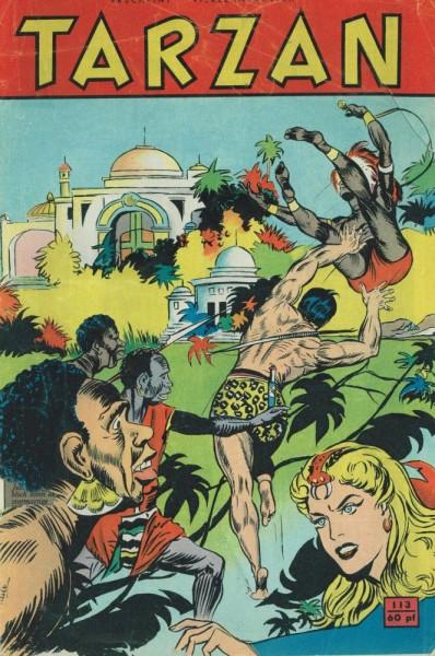 Tarzan 113 (Z2-3), Mondial