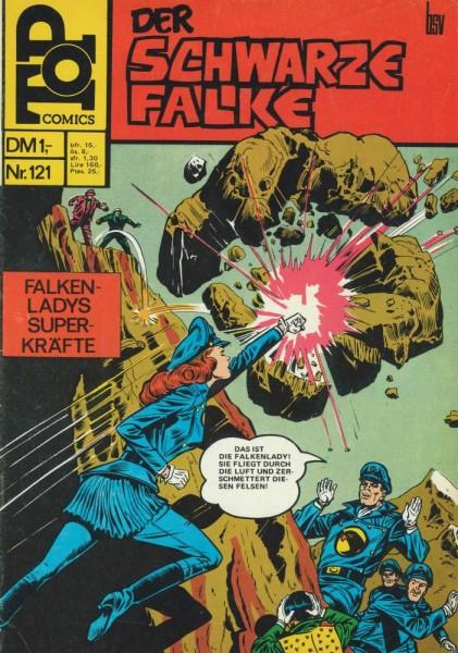 Top Comics - Der schwarze Falke 121 (Z2), bsv