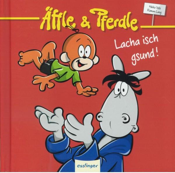 Äffle und Pferdle - Lacha isch gsund!, Esslinger