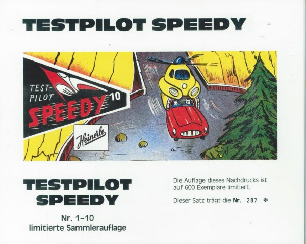 Testpilot Speedy 1-10 (Z0), Dargatz