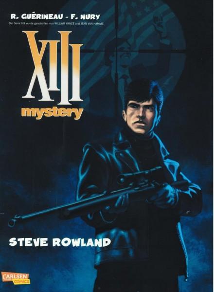 XIII Mystery 5, Carlsen