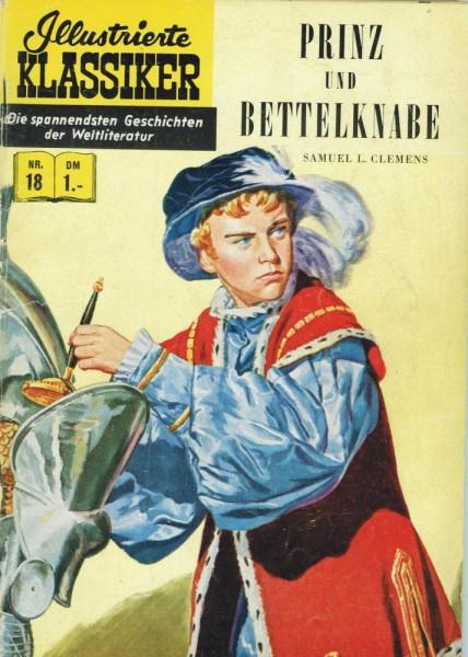 Illustrierte Klassiker 18 (Z3 HLN32), bsv