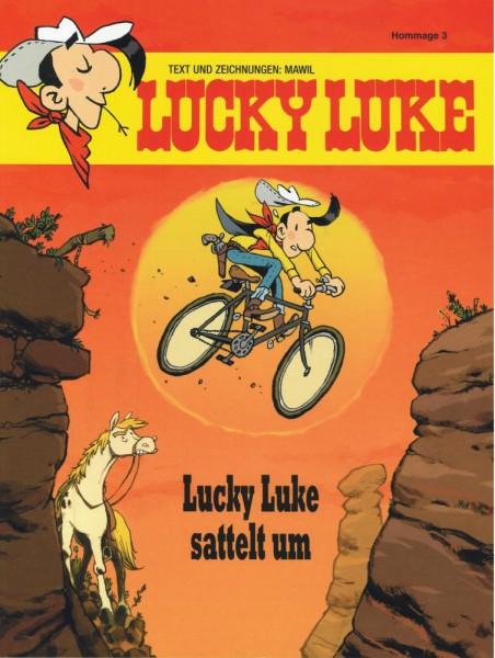 Lucky Luke - Hommage 3 (SC), Ehapa