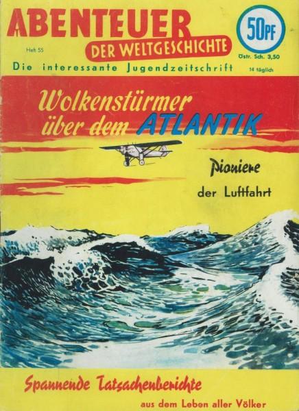 Abenteuer der Weltgeschichte 55 (Z1-2), Lehning