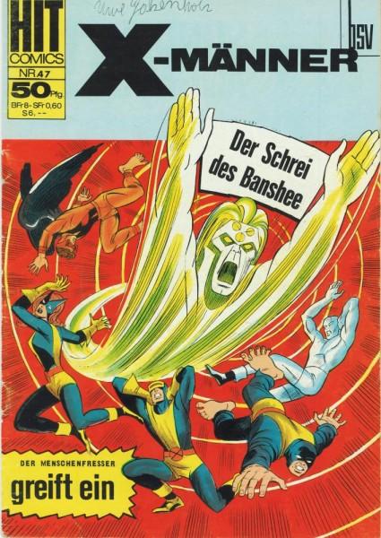 Hit Comics 47 - X-Männer (Z1-2), bsv