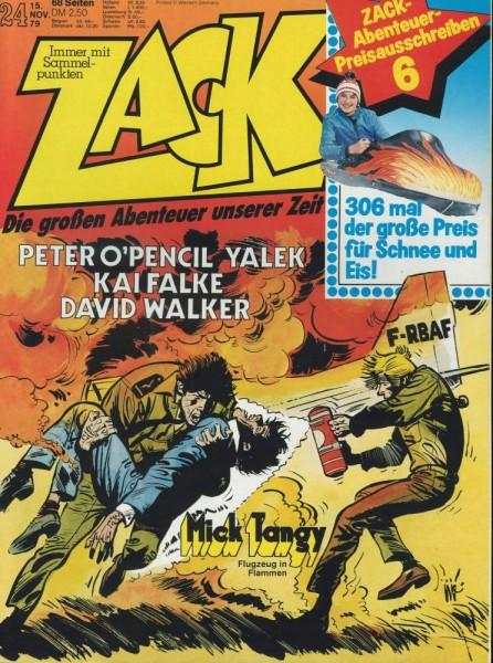 Zack 1979/24 (Z1), Koralle