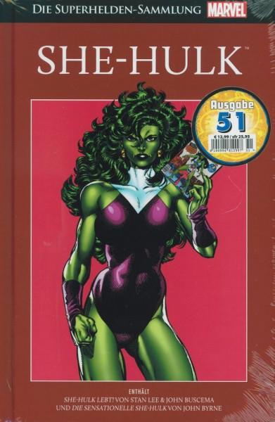 Die Marvel Superhelden-Sammlung 51 - She‑Hulk, Panini