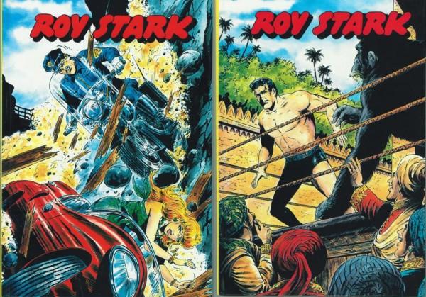 Roy Stark Bücher 1-6 (Z1), Hethke
