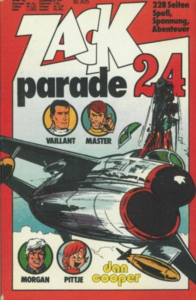 Zack Parade 24 (Z1-2), Koralle