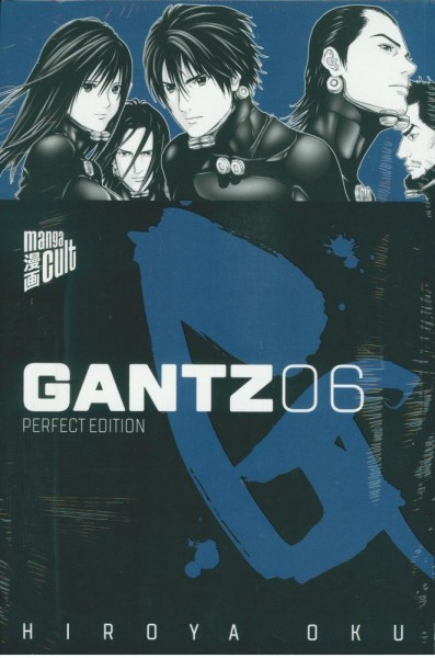 Gantz 6, Cross Cult