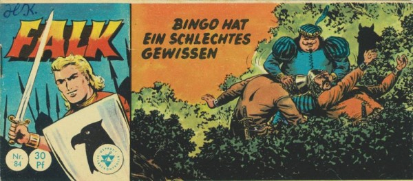 Falk Piccolo 84 (Z1-, SZ), Lehning