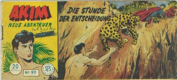 Akim neue Abenteuer Piccolo 99 (Z1-2, Sz), Lehning