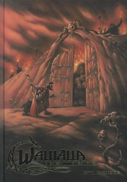 Walhalla 2, Edition Roter Drache