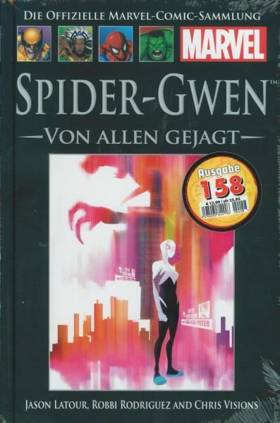 Hachette Marvel 158 - Spider-Gwen, Panini