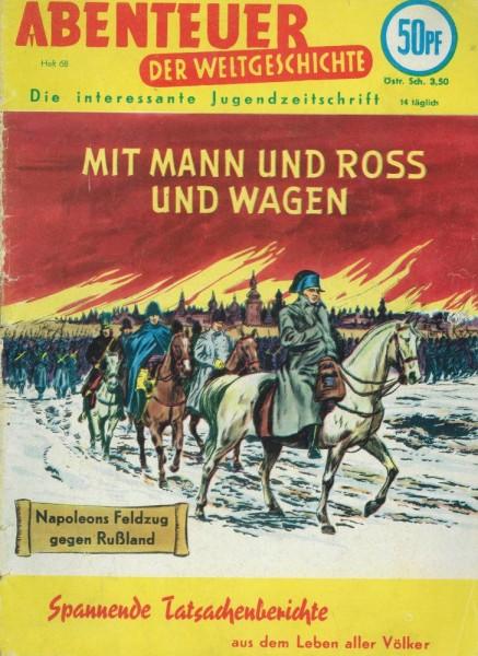 Abenteuer der Weltgeschichte 68 (Z1-2), Lehning