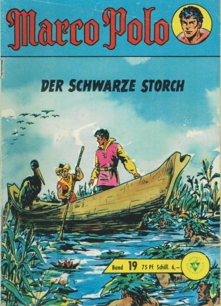 Marco Polo 19 (Z1-2), Lehning