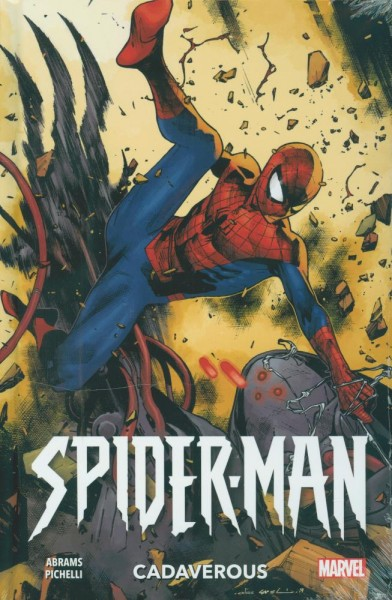 Spider-Man - Cadaverous (Variant-Cover 1), Panini