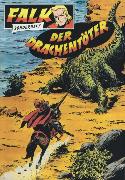 Falk Sonderheft - Der Drachentöter, Ingraban Ewald