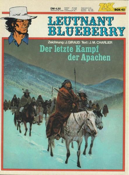 Zack Box 40 - Leutnant Blueberry (Z1-), Koralle