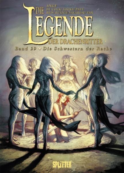 Die Legende der Drachenritter 29, Splitter