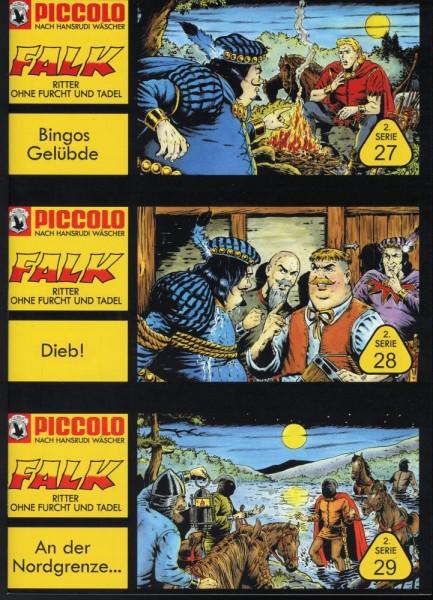 Falk 2. Serie Zusammendrucke 27-61, Ingraban Ewald