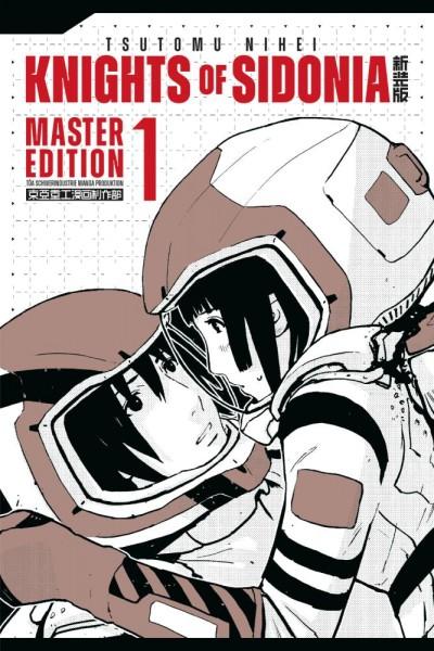 Knights of Sidonia - Master Edition 1, Cross Cult