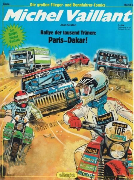 Die großen Flieger- und Rennfahrer-Comics 5 (Z1), Ehapa