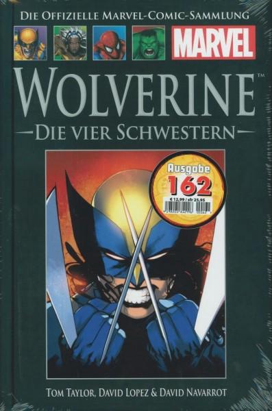Hachette Marvel 162 - Wolverine, Panini