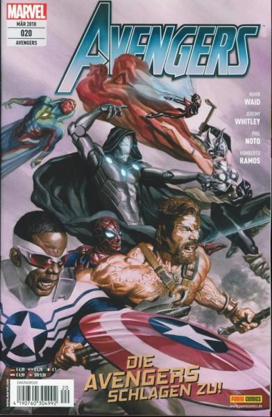Avengers (All New 2016) 20, Panini
