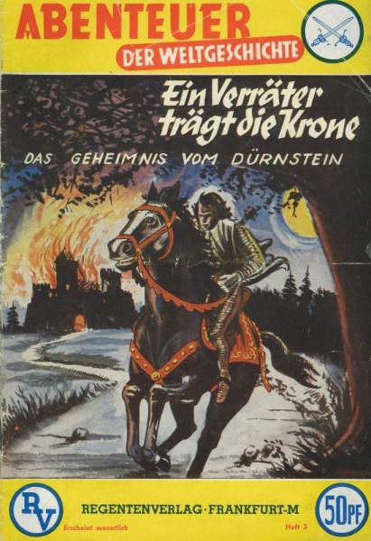 Abenteuer der Weltgeschichte 3 (Z2), Lehning