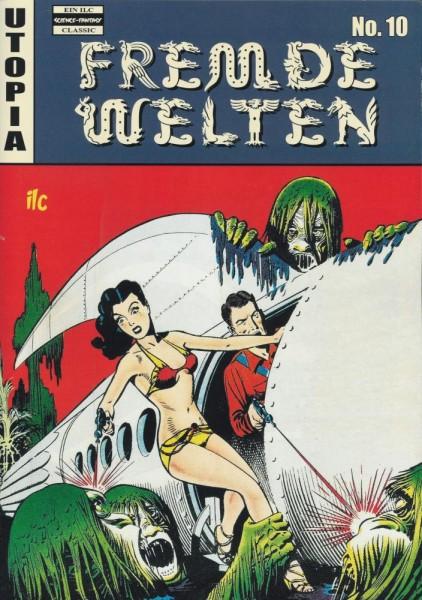Fremde Welten 10, ilovecomics Verlag