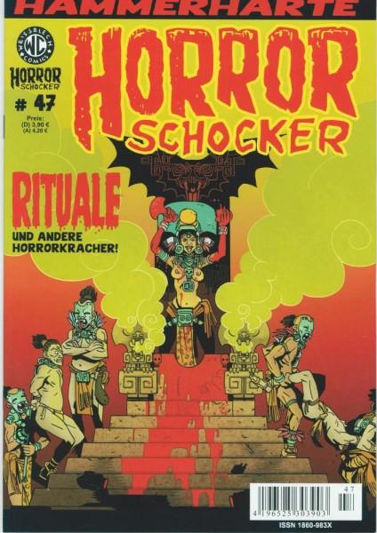 Horror Schocker 47, Weissblech