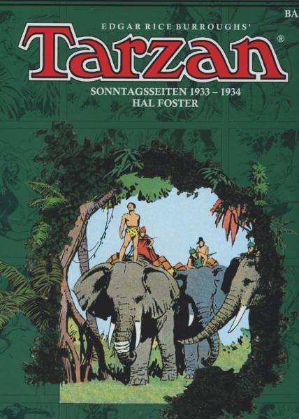 Tarzan Sonntagsseiten 2, Bocola