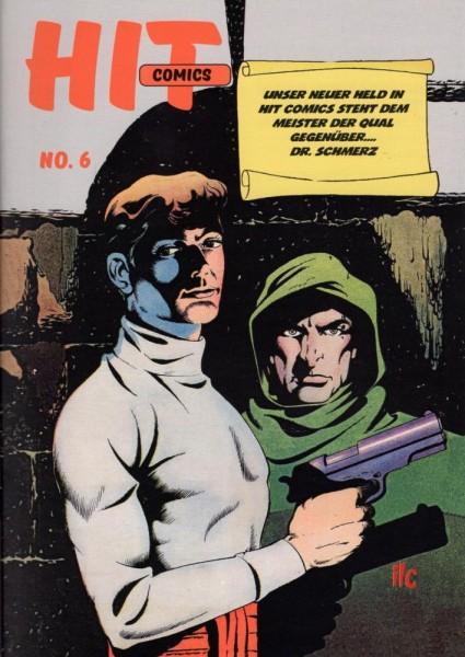 Hit Comics 6, ilovecomics Verlag