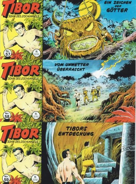 Tibor 3. Serie 57-59, Wildfeuer