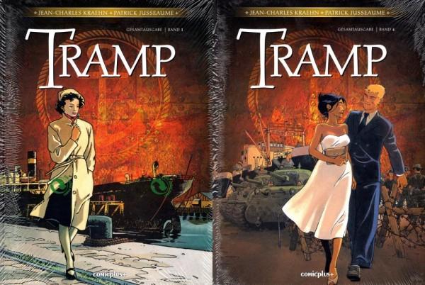 Tramp Gesamtausgabe 1-5 (Z0), Comicplus