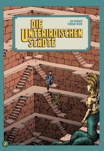 Die unterirdischen Städte, Zwerchfell