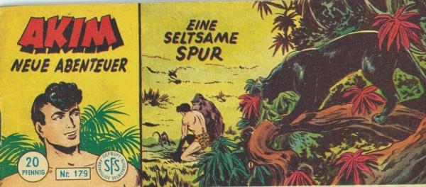 Akim neue Abenteuer Piccolo 179 (Z1, SM), Lehning