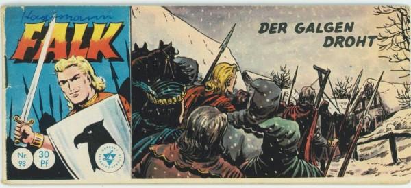Falk Piccolo 98 (Z2, SZ), Lehning