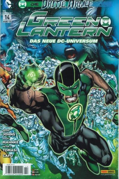 Green Lantern 14, Panini